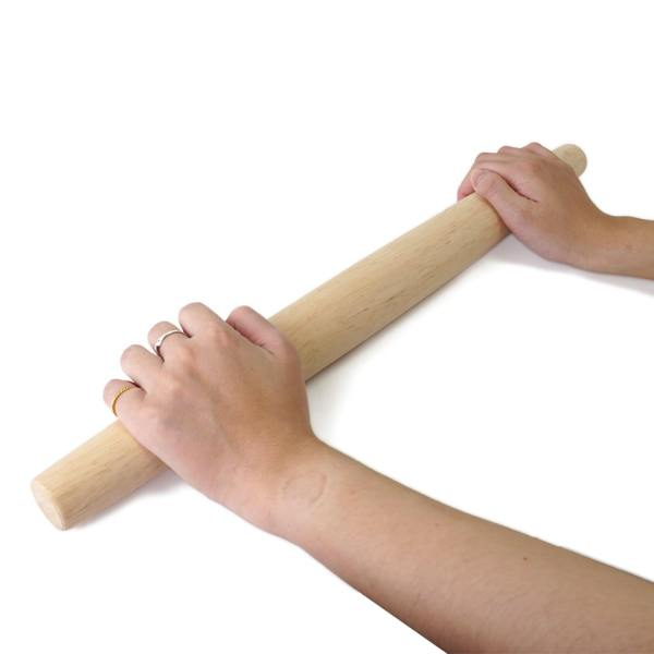 Holar RP wooden French Rolling Pin-3
