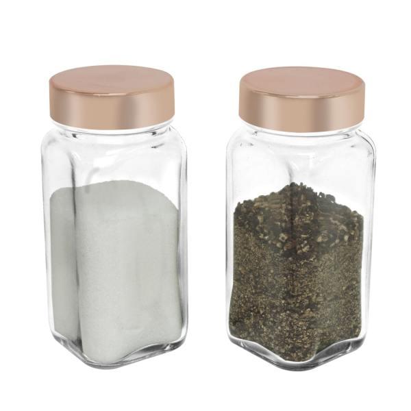 Holar - Salt and Pepper Catagory - Salt Pepper Spice Shaker Bottle - SP-06RG Spice Jar - 2