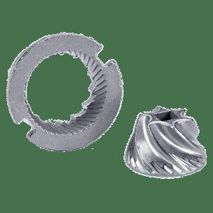 Holar Stainless Steel Conical Burr for Pepper