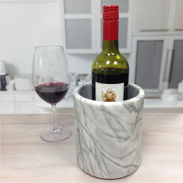 Holar - Tabletop - Marble Series - MB-10M Marble Wine Cooler - 2