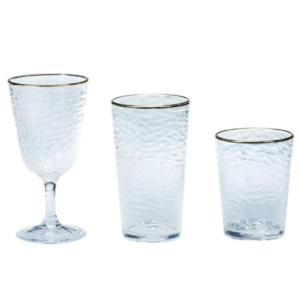 Holar acrylic drinking glasses_EL-33 34 35
