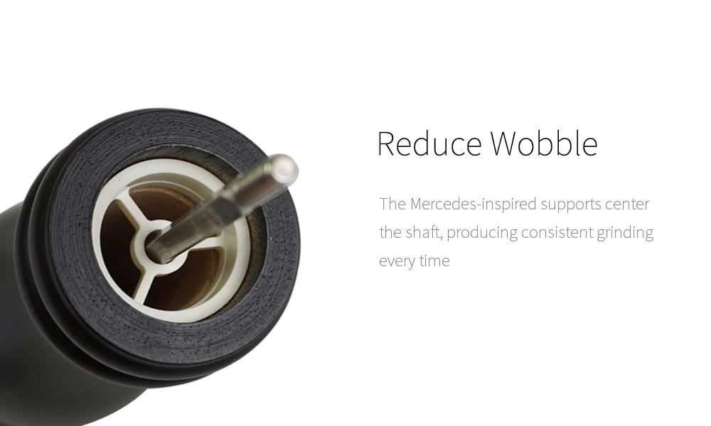 Holar reduce wobble Dispenser