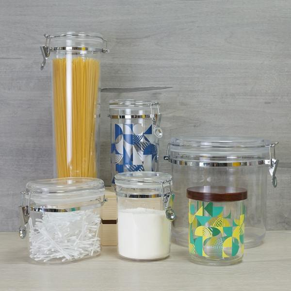 Holar various beautiful canister series