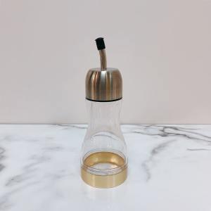 Hot-Selling Portable Gold Oil Cruet