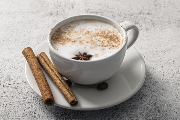 Top 12 ingredients to add to coffee-cinnamon
