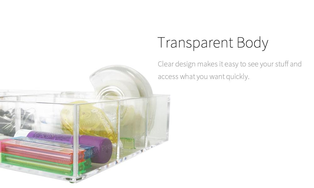 clear visible material_AZ161726 drawer organizer
