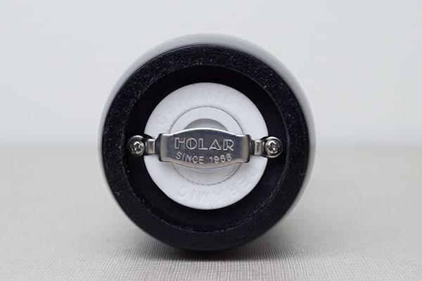 cross bar logo-Holar Blog-Sourcing Salt and Pepper Grinders