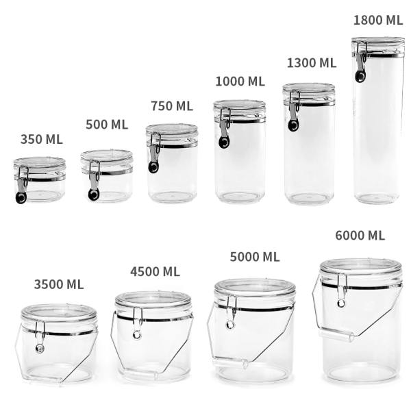 dimension of Holar buckle canister set_buckle series