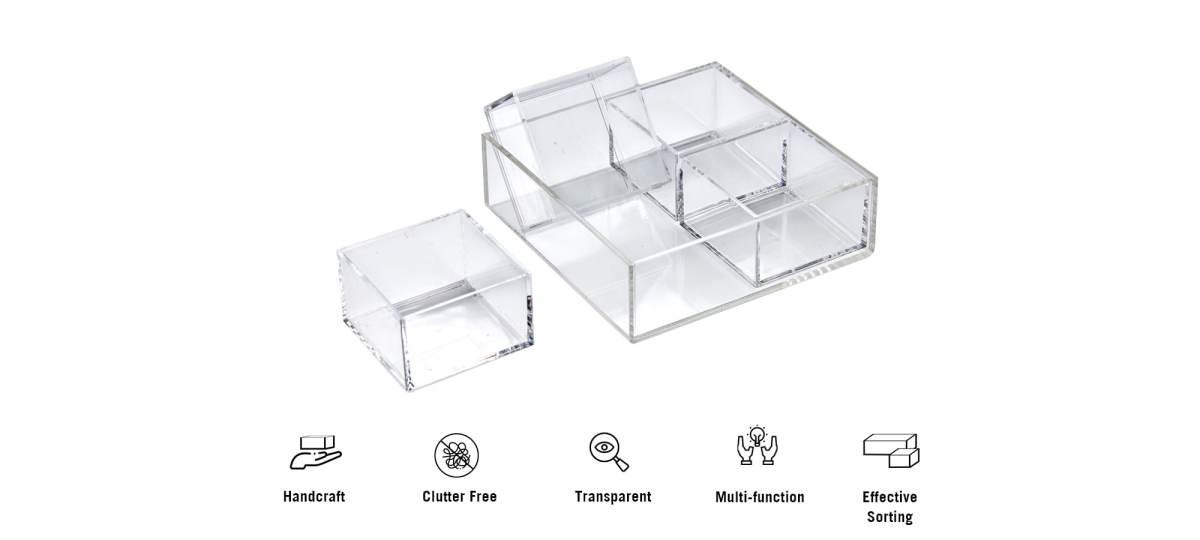 features of Holar AZ-24 drawer organizer