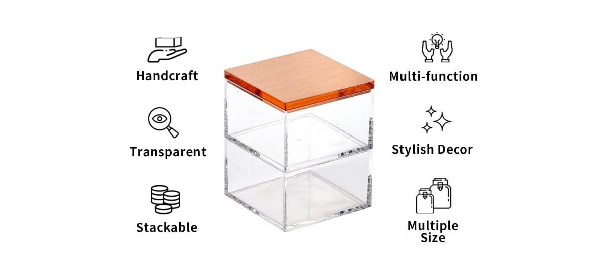 features of Holar AZ21 bathroom organizer