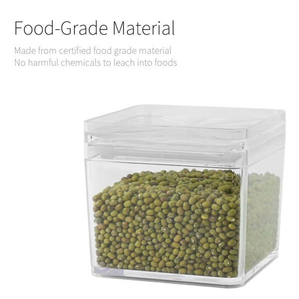 food grade canister- Holar CASQ-01