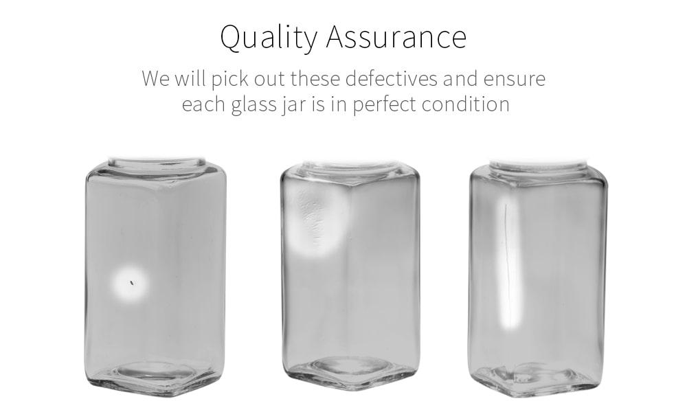 quality assurance_Holar glass spice jar