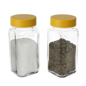 SP-06INJ Spice Shaker Jar – Yellow Cap