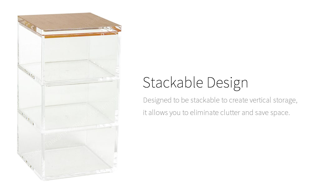 handcraft acrylic durable storage box_Holar AZ-2021