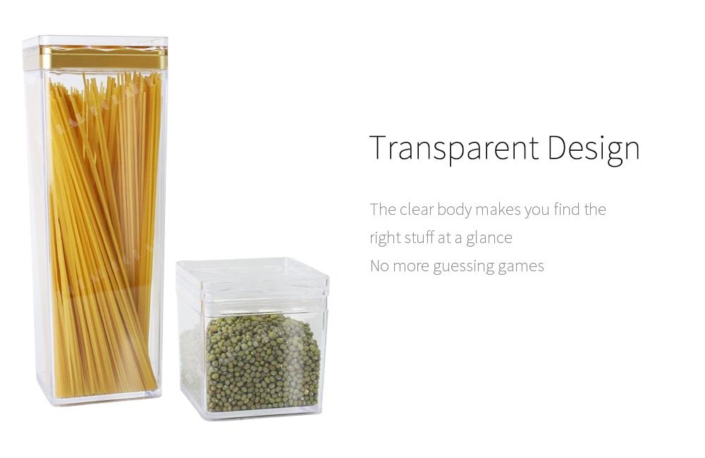 transparent body - Holar CASQ-01