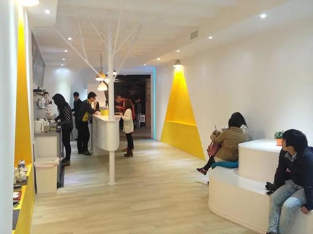 Taiwan – Barcelona: Una tienda de Bubble tea en Barcelona