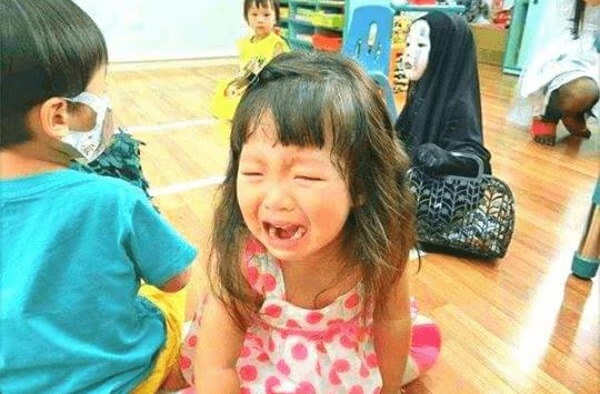 El disfraz de esta niña taiwanesa causa furor en las redes