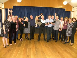 Ballroom and Latin Dancing @ Holcot Village Hall