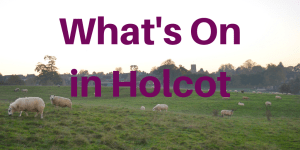 what's on in holcot