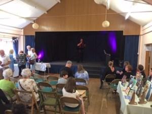 Arts Society @ Holcot Village Hall