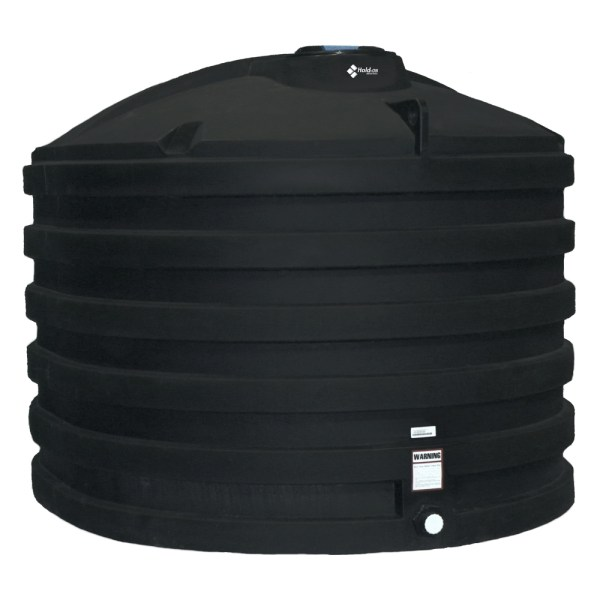2100 US Gallon Oval Upright Tank