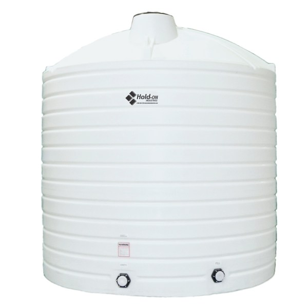 5000 US Gallon Upright Tank