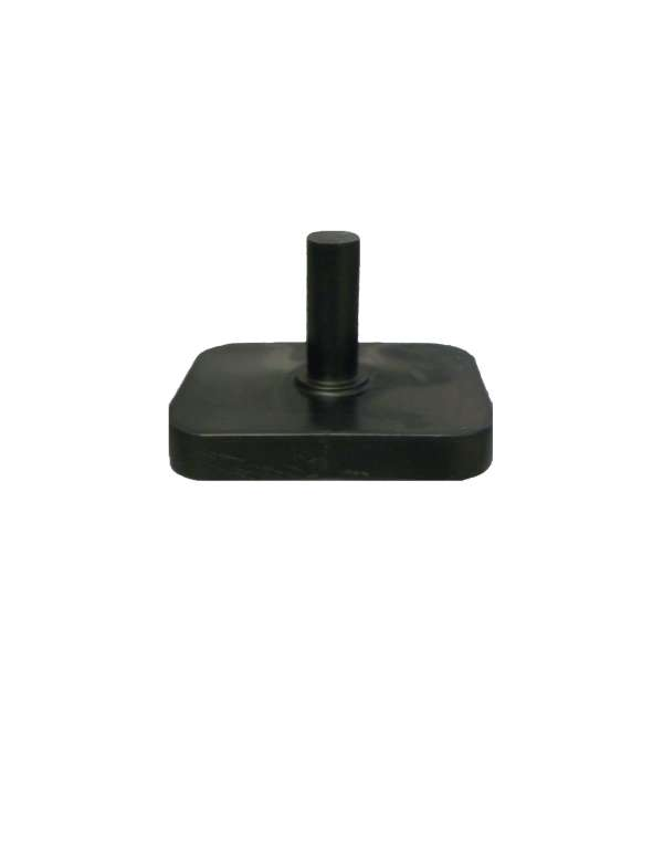 D13 Poly round foot base