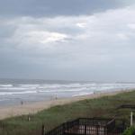 Tropical Storm Arthur at Holden Beach