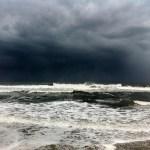 Hurricane Arthur - Dark Sky