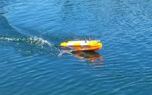 autonomous boat