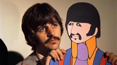Ringo Starr 80 éves