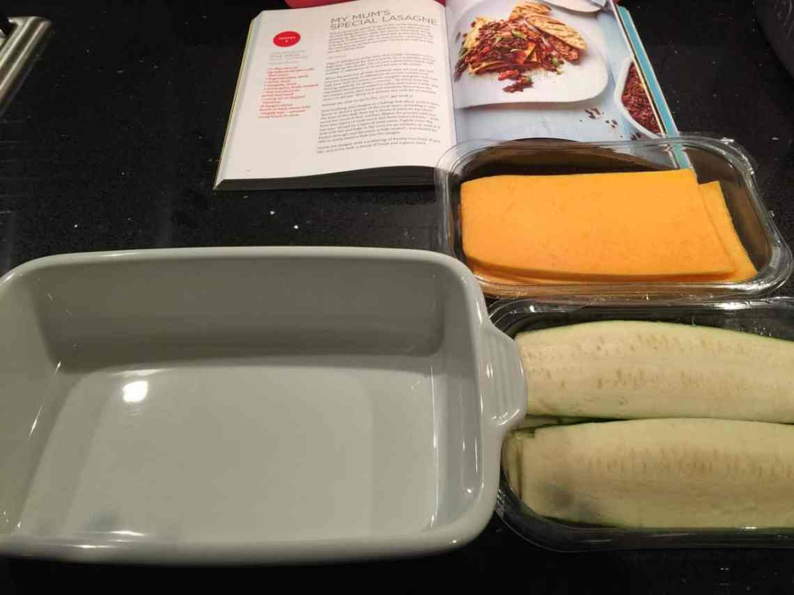 Sainsbury's Vegetables - Vegetable Lasagne