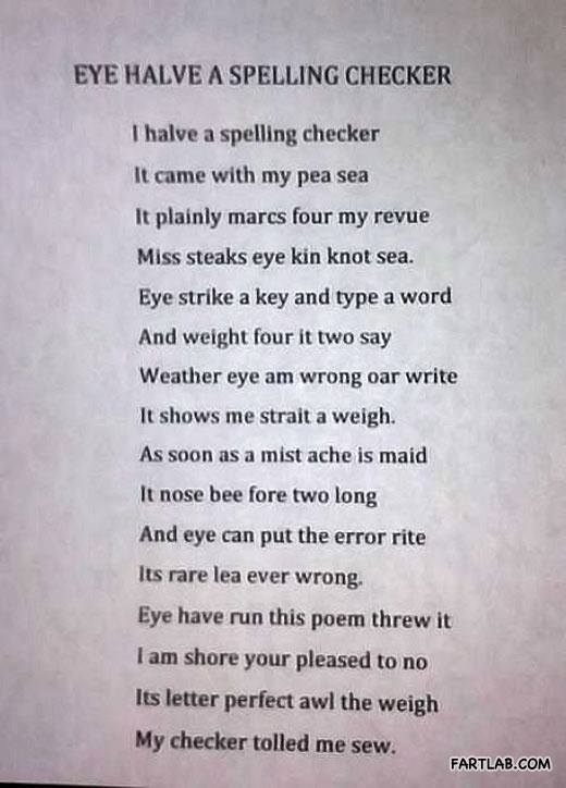 spellchecker