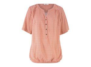 Bluse, Halbarm in rot für Damen von bonprix