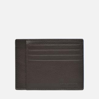 Le Tanneur - MARIUS Porte-papiers 3 poches - Portemonnaies & Clutches / braun