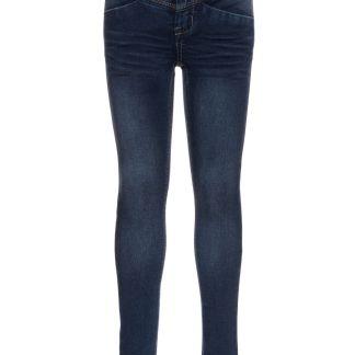 NAME IT Skinny Fit Jeans Damen Blau