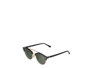 Ray-Ban Sonnenbrille 'Orb4346' schwarz