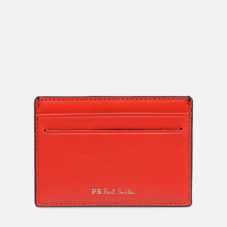 SALE -30 PS Paul Smith - CARHOLDER GOOD - SALE Portemonnaies & Clutches / rot