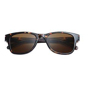 Sonnenbrille 'Type B' schildpatt, +0