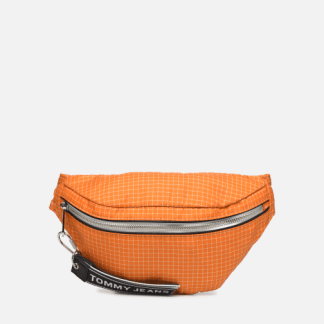 Tommy Hilfiger - TJM LOGO TAPE RIPSTOP BUMBAG - Portemonnaies & Clutches / orange