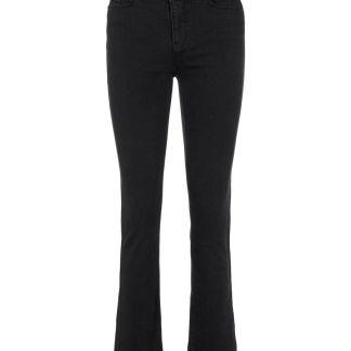 VERO MODA Vmpetra Normal Waist Bootcut-jeans Damen Schwarz