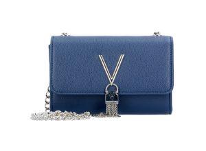 Valentino By Mario Valentino 'Divina' Clutch Tasche 17 cm royalblau