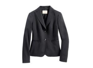 Waschbarer 24-Stunden Blazer, 34 - Schwarz, aus Polyester