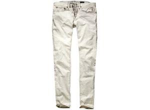 Herrlicher Herren Hose Unclean-Jeans weiß 21, 22, 23, 24, 25, 26, 44, 46, 48, 50, 52, 54