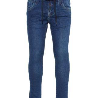 NAME IT Regular Sweatdenim Jeans Herren Blau