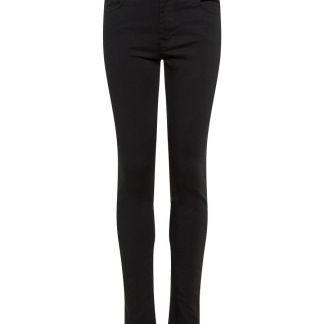NAME IT Skinny Fit Jeans Herren Schwarz
