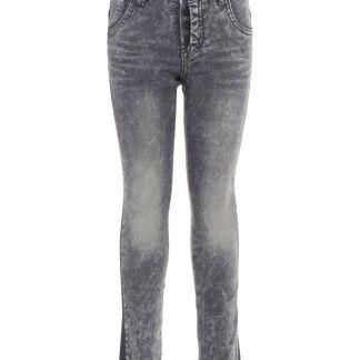 NAME IT Super Stretch Skinny Fit Jeans Herren Grau