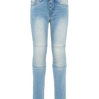 NAME IT X-slim Sweatdenim Jeans Herren Blau