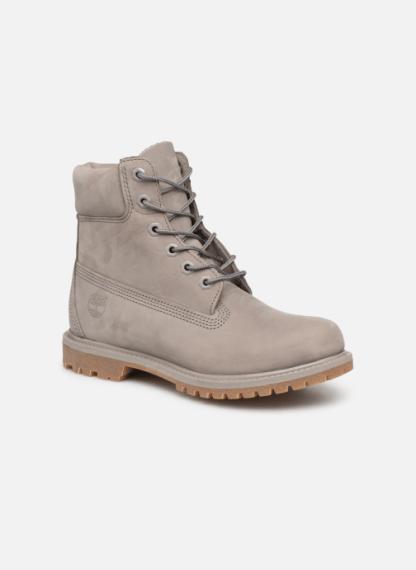 Timberland - 6 in premium boot w - Stiefeletten & Boots für Damen / grau