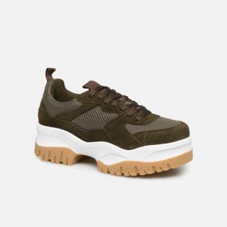 Bianco - BIACOLLEENCHUNKY SNEAKER 32-50231 - Sneaker für Damen / grün